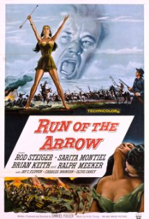 Run of the Arrow kapak