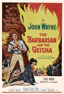 The Barbarian and the Geisha kapak