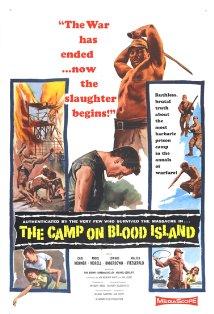 The Camp on Blood Island kapak