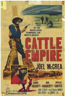 Cattle Empire kapak