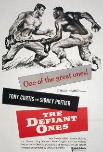 The Defiant Ones kapak
