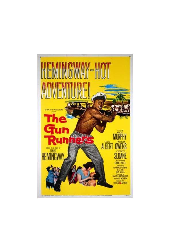 The Gun Runners kapak
