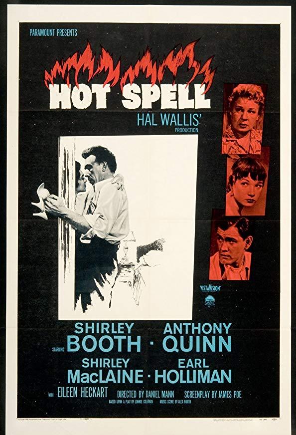 Hot Spell kapak