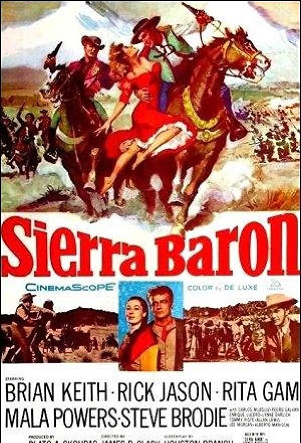 Sierra Baron kapak