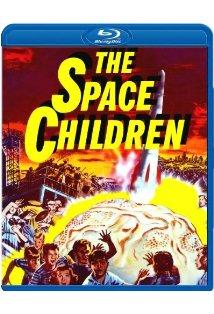 The Space Children kapak