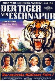 De tijger van Eschnapur kapak