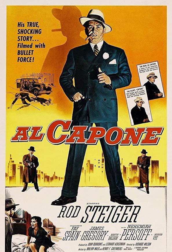 Al Capone kapak