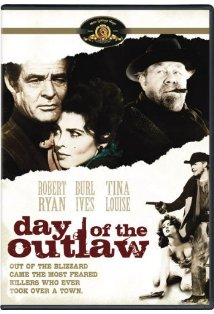 Day of the Outlaw kapak