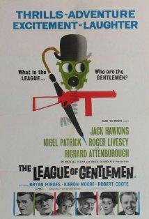 The League of Gentlemen kapak