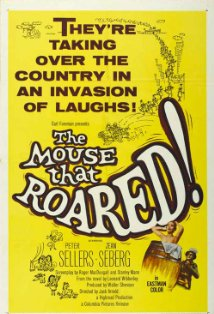 The Mouse That Roared kapak