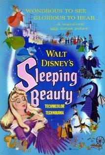 Sleeping Beauty kapak