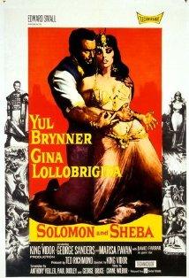 Solomon and Sheba kapak