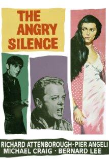 The Angry Silence kapak
