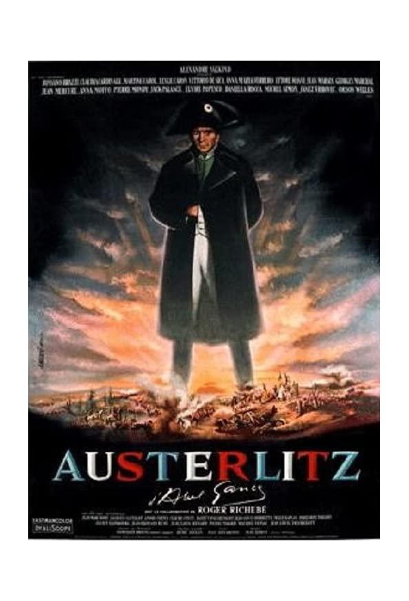 The Battle of Austerlitz kapak
