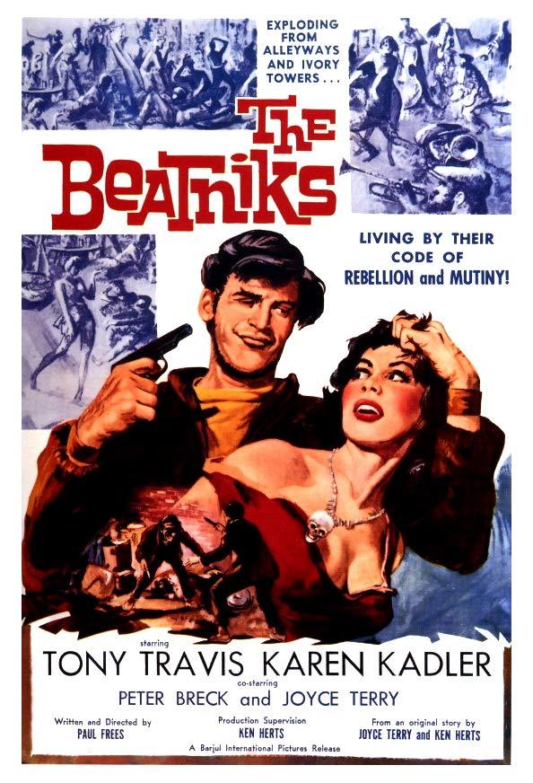 The Beatniks kapak