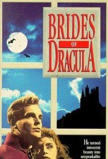 The Brides of Dracula  kapak