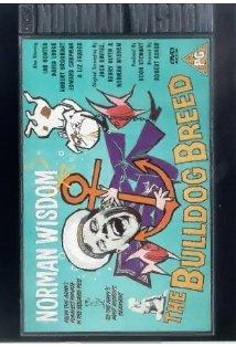 The Bulldog Breed kapak
