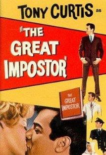 The Great Impostor kapak