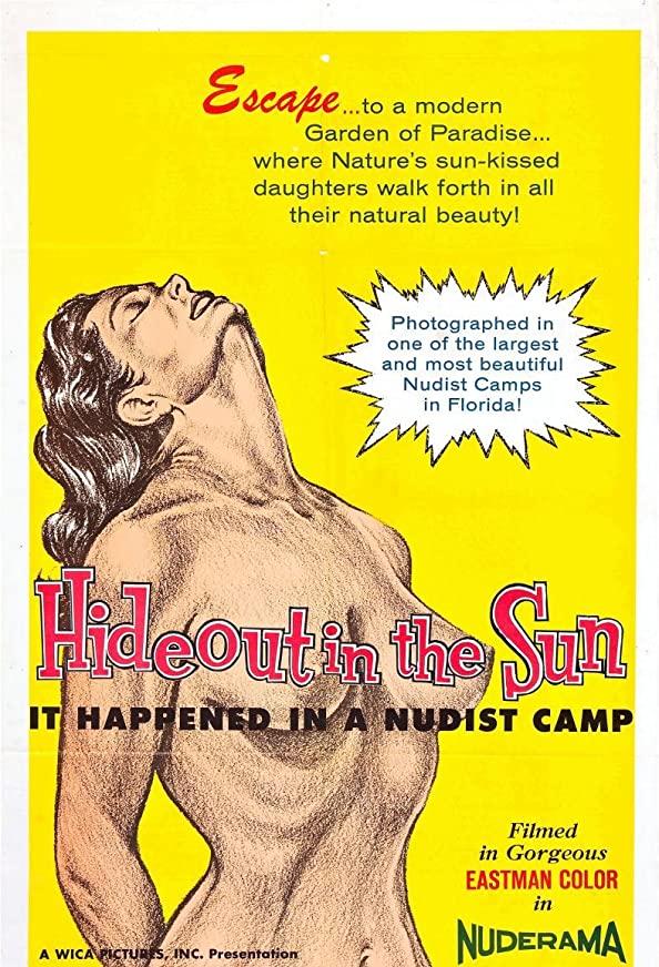 Hideout in the Sun kapak