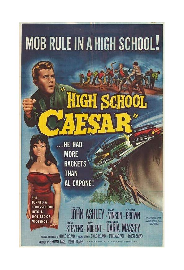 High School Caesar kapak