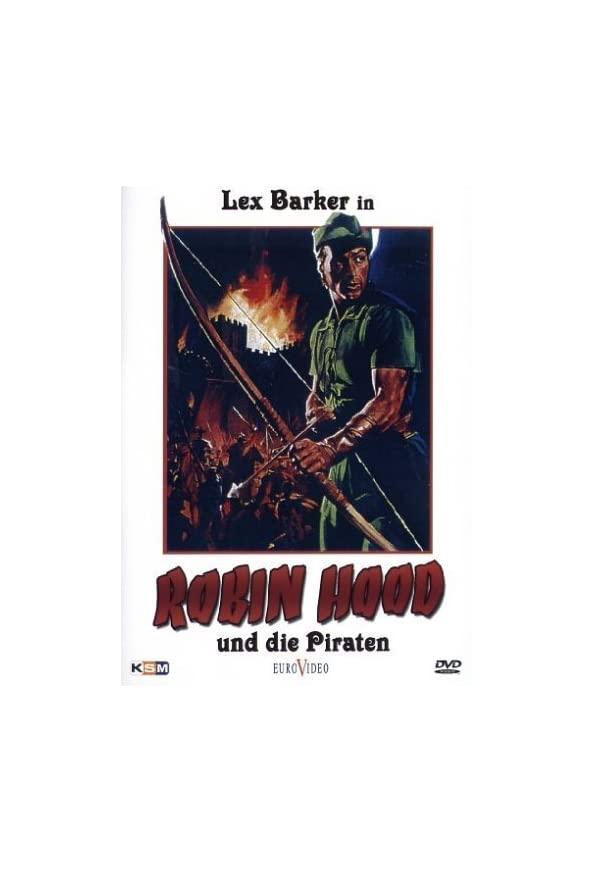 Robin Hood and the Pirates kapak