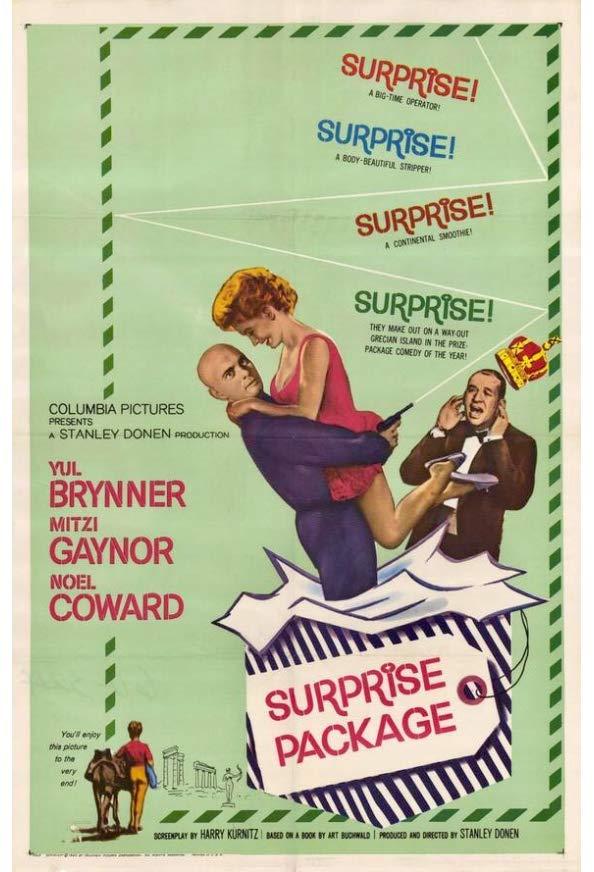 Surprise Package kapak