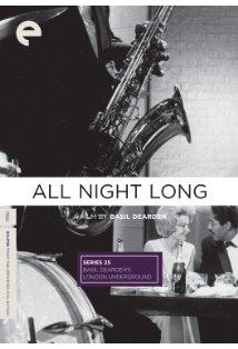 All Night Long kapak