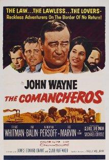 The Comancheros kapak