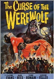 The Curse of the Werewolf kapak