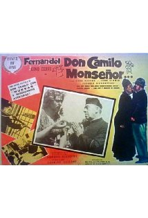 Don Camilo op de Barricade kapak