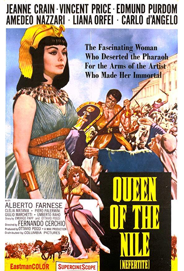 Nefertite, regina del Nilo kapak
