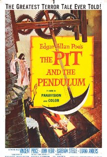 Pit and the Pendulum kapak