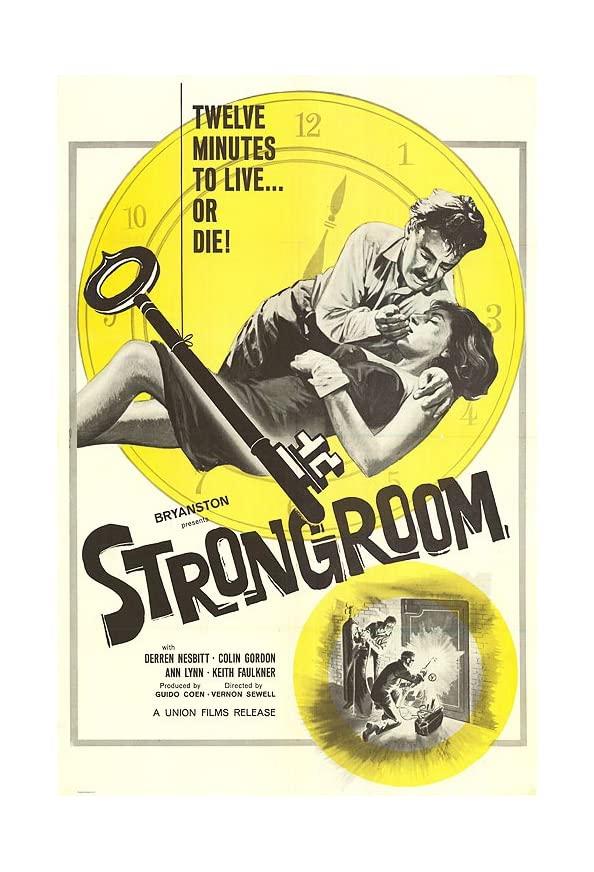 Strongroom kapak