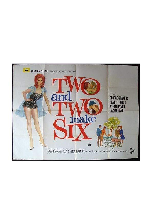Two and Two Make Six kapak