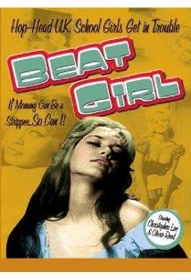 Beat Girl kapak