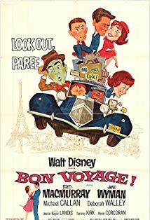 Bon Voyage! kapak