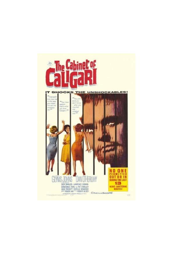 The Cabinet of Caligari kapak