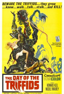The Day of the Triffids kapak