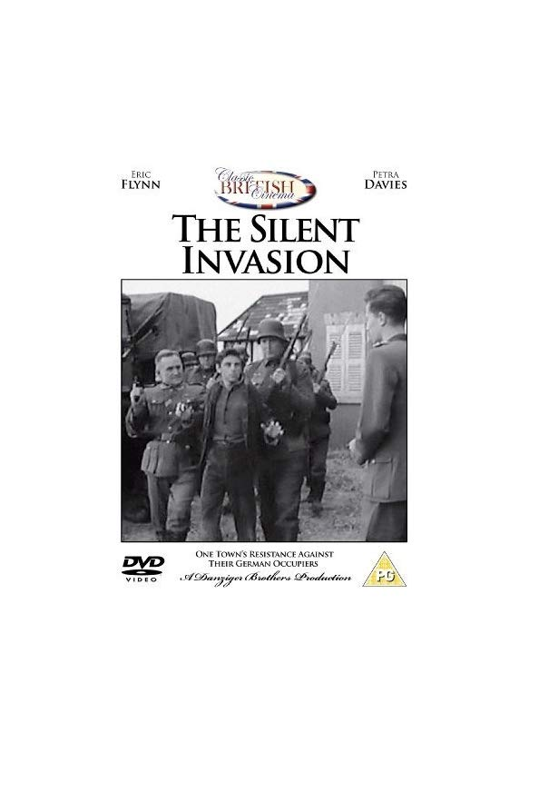 The Silent Invasion kapak