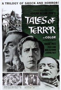 Tales of Terror kapak