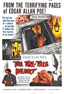The Tell-Tale Heart kapak