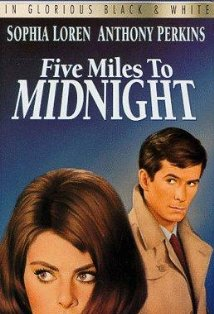 Five Miles to Midnight kapak