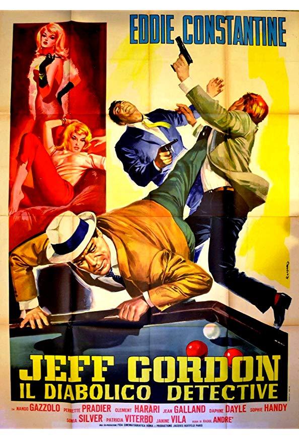 Jeff Gordon, Secret Agent kapak