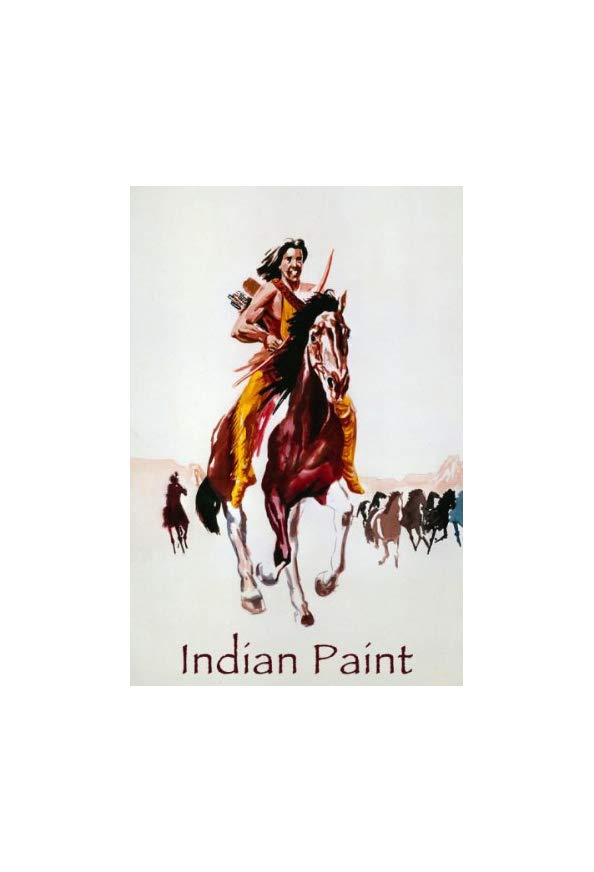 Indian Paint kapak