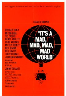 It's a Mad Mad Mad Mad World kapak