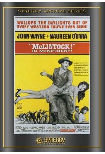 McLintock! kapak