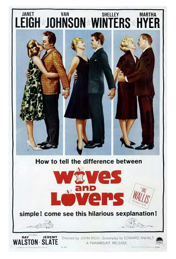 Wives and Lovers kapak