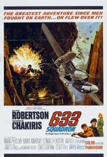 633 Squadron kapak