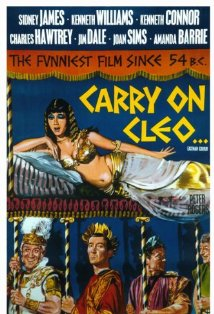 Carry on Cleo kapak
