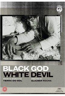 Deus e o Diabo na Terra do Sol kapak
